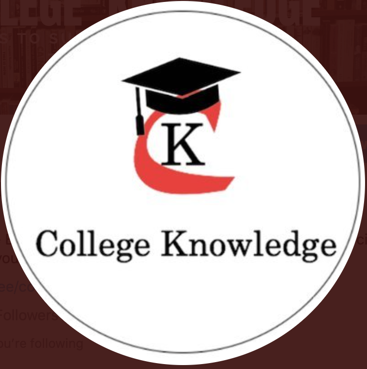 College Knowledge